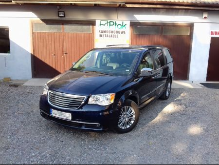 <strong>Instalacja LPG</strong> Chrysler  Town&Country Voyager 3.6VVT