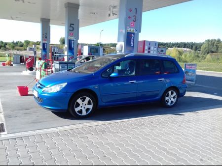 <strong>Instalacja LPG</strong> Peugeot   307SW 1.6 BRC