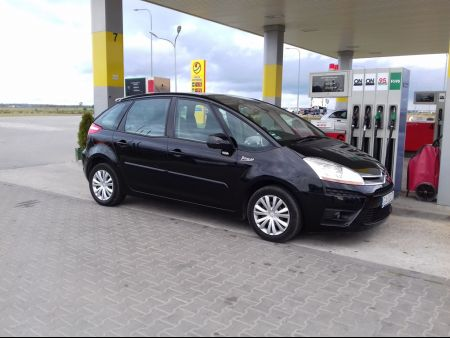 <strong>Instalacja LPG</strong> Citroën C4 Picasso 1.6 THPI 5FX Landirenzo