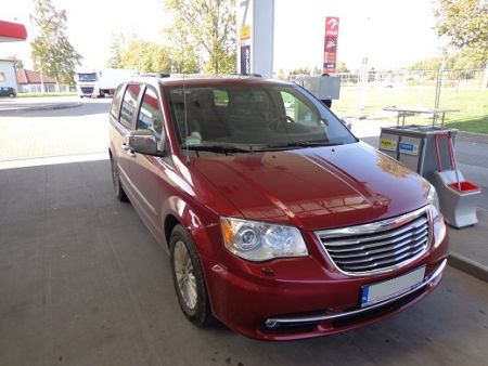 <strong>Instalacja LPG</strong> Chrysler  TOWN COUNTRY 3.6l LOVATO
