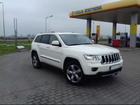 <strong>Instalacja LPG</strong> Jeep  Grand Cherokee 3.6