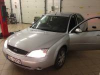 Instalacja LPG Ford  Ford Mondeo