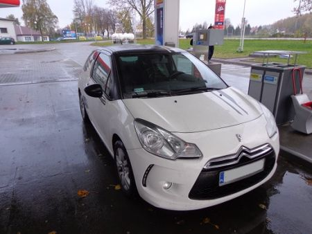 <strong>Instalacja LPG</strong> Citroën DS3 1.6l  LOVATO