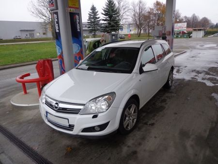 <strong>Instalacja LPG</strong> Opel  Astra 1.6l LOVATO SMART