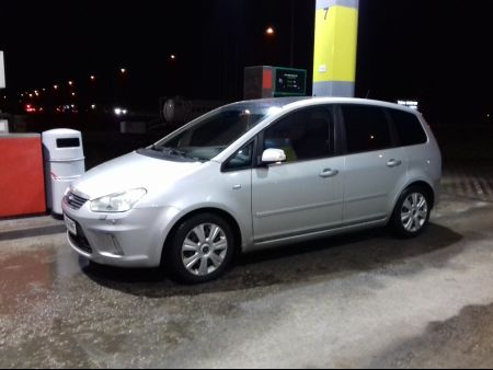 <strong>Instalacja LPG</strong> Ford  C-Max 1.6 BRC