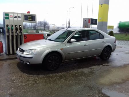 <strong>Instalacja LPG</strong> Ford  Mondeo 1.8 Lovato
