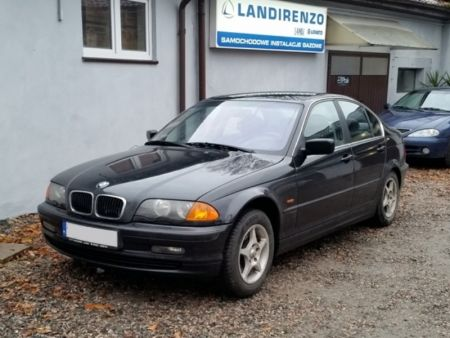<strong>Instalacja LPG</strong> BMW  323 e46