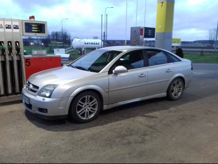 <strong>Instalacja LPG</strong> Opel  Vectra 2.2 147KM BRC
