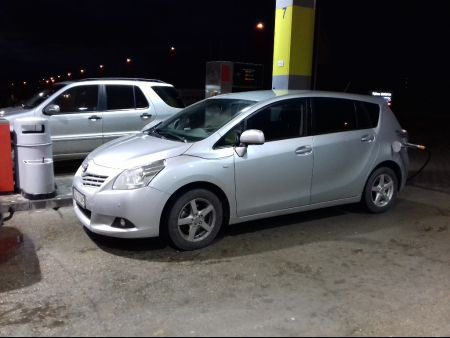 <strong>Instalacja LPG</strong> Toyota  Corolla Verso 1.8 Prins