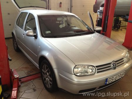 <strong>Instalacja LPG</strong> Volkswagen  Golf IV