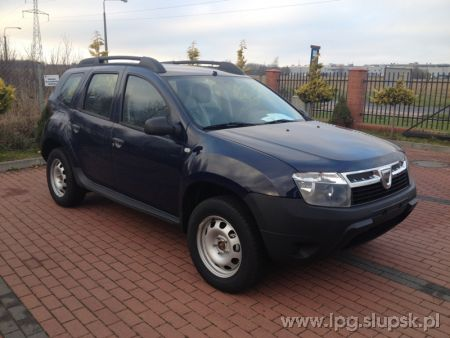 <strong>Instalacja LPG</strong> Dacia  Duster 4WD