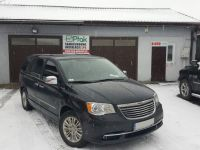 Instalacja LPG Chrysler  Town&Country Voyager BRC