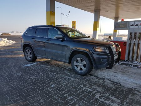 <strong>Instalacja LPG</strong> Jeep  Grand Cherokee 5.7 Hemi Trailhawk BRC
