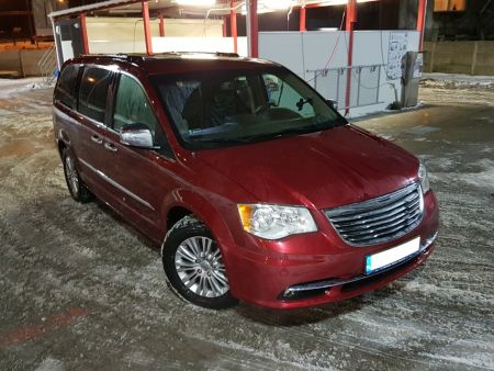<strong>Instalacja LPG</strong> Chrysler  Town&Country 3.6 Lovato