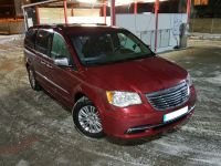 Instalacja LPG Chrysler  Town&Country 3.6 Lovato