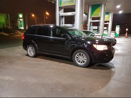 <strong>Instalacja LPG</strong> Dodge  Journey 3.6 Lovato