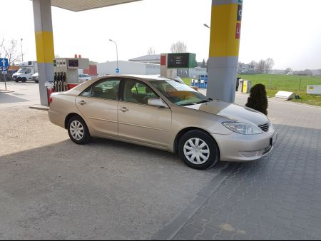 <strong>Instalacja LPG</strong> Toyota  Camry 2.4 Lovato
