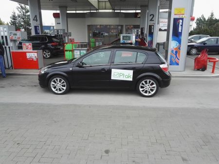 <strong>Instalacja LPG</strong> Opel  Astra 2.0t LOVATO