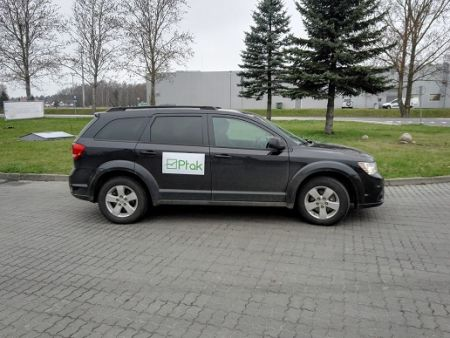 <strong>Instalacja LPG</strong> Dodge  Journey 3.6l Lovato