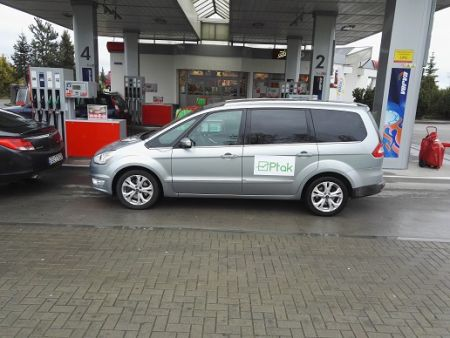 <strong>Instalacja LPG</strong> Ford  Galaxy 2.0l Landi Renzo Direct