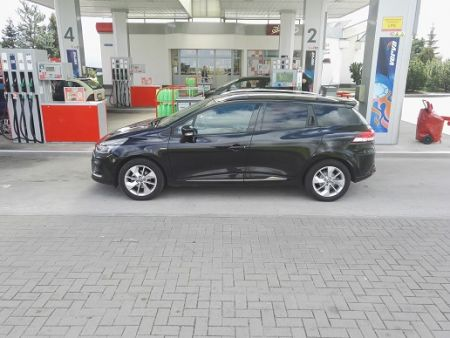 <strong>Instalacja LPG</strong> Renault  Clio 0.9turbo Lovato Smart