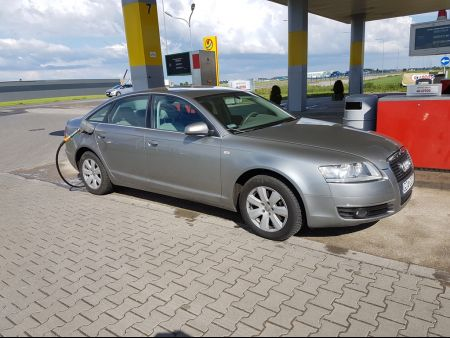 <strong>Instalacja LPG</strong> Audi  A6 2.4 Lovato