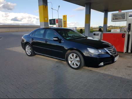 <strong>Instalacja LPG</strong> Honda  Legend 3.7 BRC