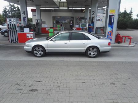 <strong>Instalacja LPG</strong> Audi  S8 4.2l BRC