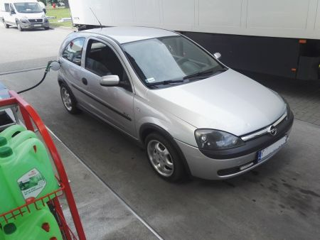 <strong>Instalacja LPG</strong> Opel  Corsa 1.2l LOVATO SMART