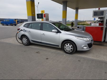 <strong>Instalacja LPG</strong> Renault  Megane 1.6 BRC
