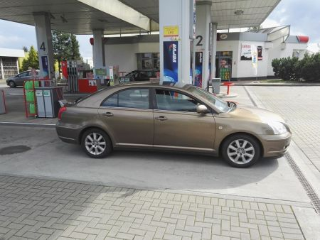 <strong>Instalacja LPG</strong> Acura  Avensis 1.8l BRC