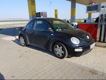 <strong>Instalacja LPG</strong> Volkswagen  New Beetle 2.0 8v Lovato