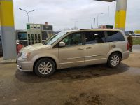 Instalacja LPG Chrysler  Town Country 3.6 Lovato