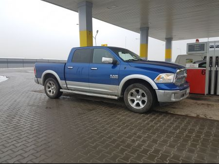 <strong>Instalacja LPG</strong> Dodge  Ram 5.7 BRC