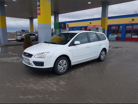 <strong>Instalacja LPG</strong> Ford  Focus 1.6