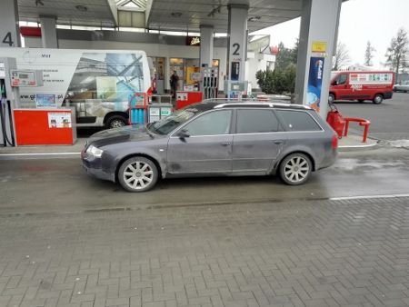 <strong>Instalacja LPG</strong> Audi  A6 2.4l Lovato