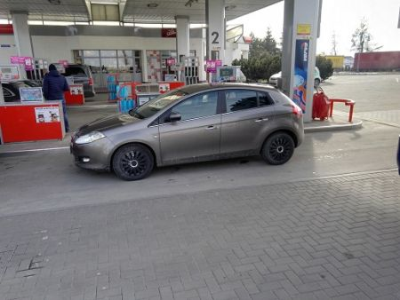 <strong>Instalacja LPG</strong> Fiat  Bravo 1.4l