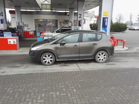 <strong>Instalacja LPG</strong> Peugeot  3008 1.6l LOVATO