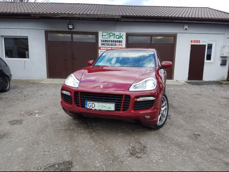 <strong>Instalacja LPG</strong> Porsche  Cayenne GTS 4.8 Prins