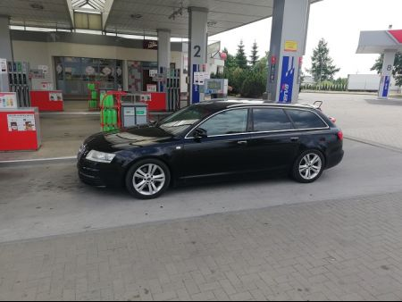 <strong>Instalacja LPG</strong> Audi  A6 2.4l Lovato East Fast