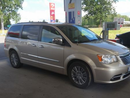 <strong>Instalacja LPG</strong> Chrysler  Town&Country 3.6l LOVATO