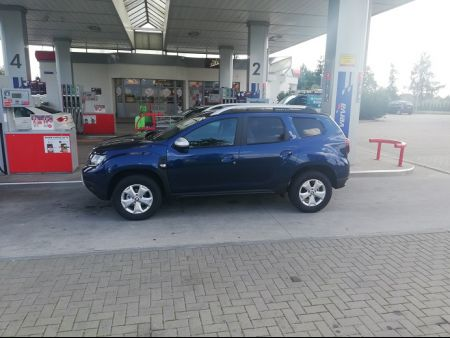 <strong>Instalacja LPG</strong> Dacia  Duster 1.6l LOVATO EXR