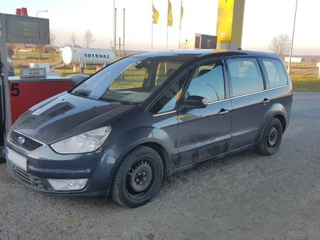 <strong>Instalacja LPG</strong> Ford  Galaxy 2.0 Lovato