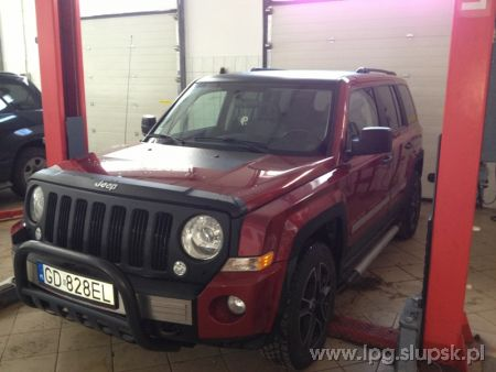 <strong>Instalacja LPG</strong> Jeep  Patriot 2.4