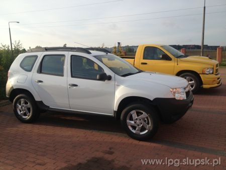 <strong>Instalacja LPG</strong> Dacia  Duster LPG