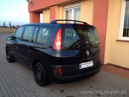 <strong>Instalacja LPG</strong> Renault  Espace 2.0 Turbo