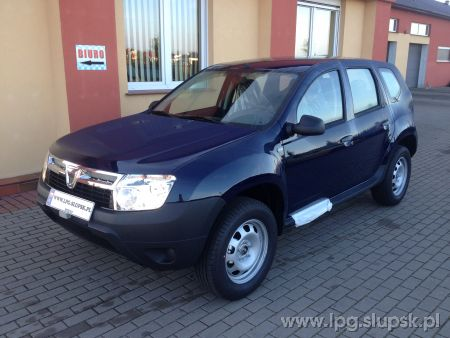 <strong>Instalacja LPG</strong> Dacia  DUSTER 2013