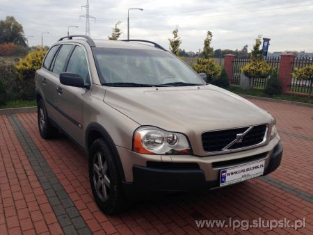 <strong>Instalacja LPG</strong> Volvo  XC90 2.5 TURBO