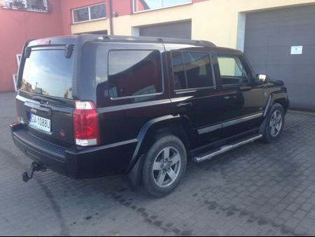 <strong>Instalacja LPG</strong> Jeep  Commander 4,7 V8