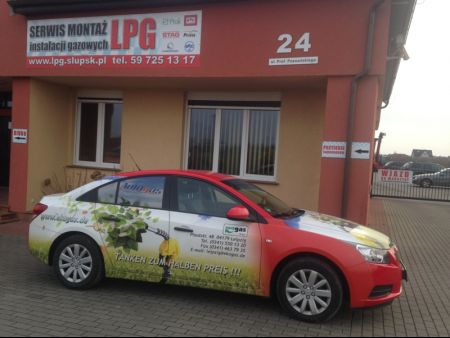 <strong>Instalacja LPG</strong> Chevrolet  Cruze